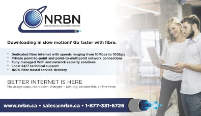 Downloading in slow motion? Go faster with fibre.