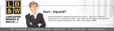 Hurt - Injured?