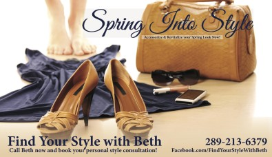Accessorize & Revitalize your Spring Look Now!