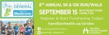 8TH ANNUAL 5K & 10K RUN/WALK