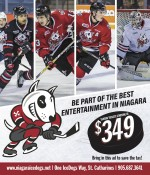 BE PART OF THE BEST ENTERTAINMENT IN NIAGARA